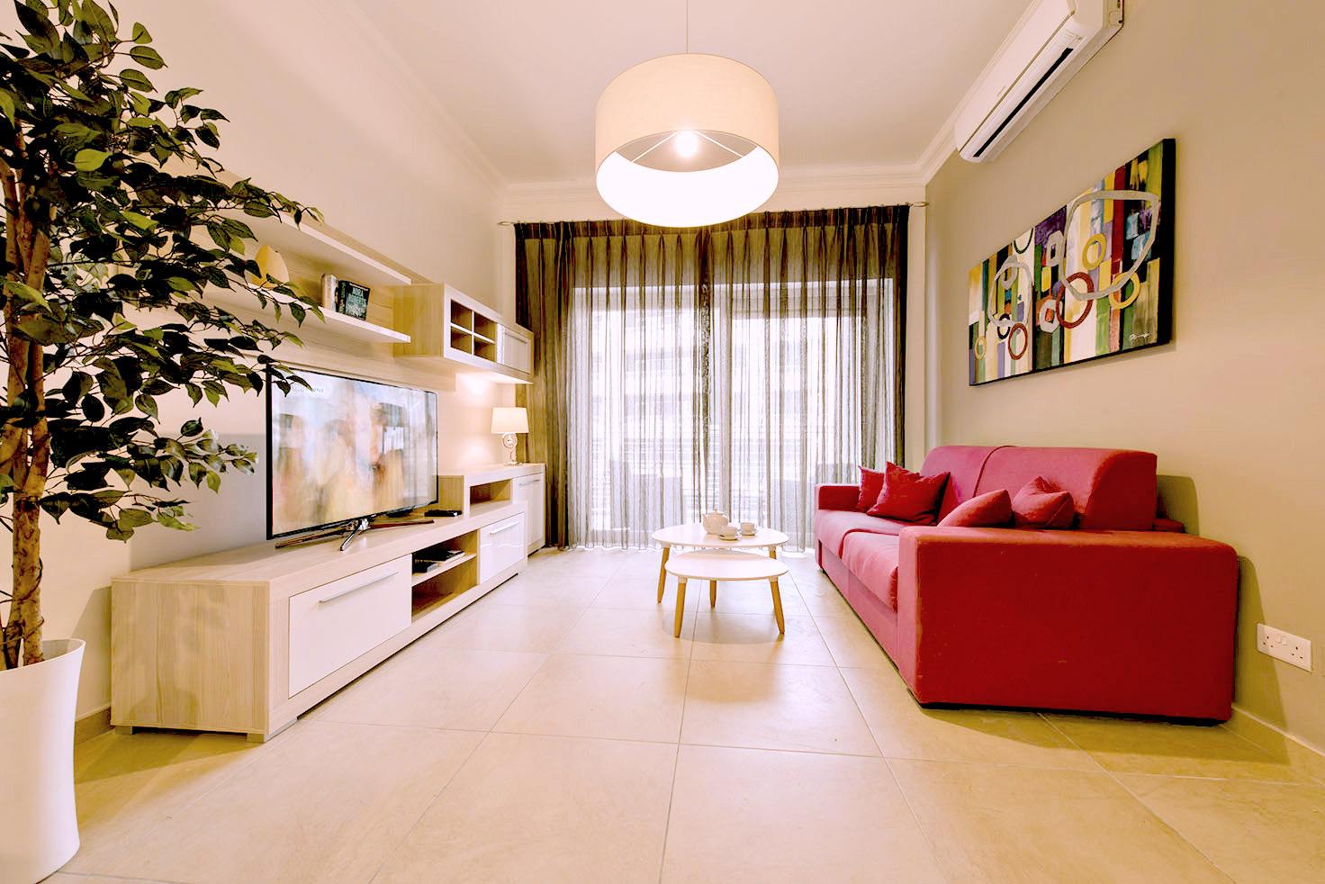 Luxury apartment in fort cambridge buena vista holidays for One bedroom apartment cambridge