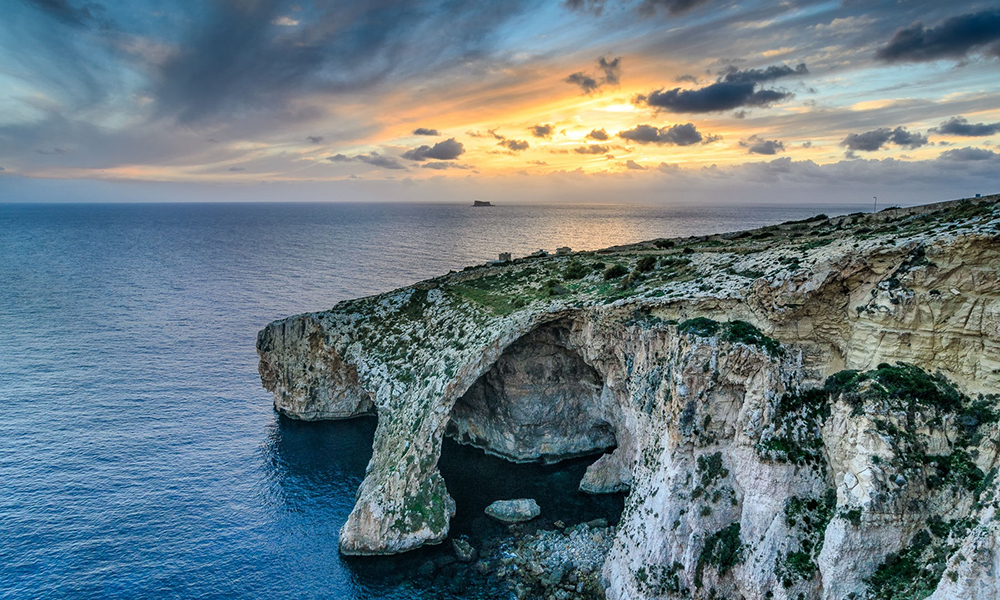Blue Grotto - Things to do in Malta