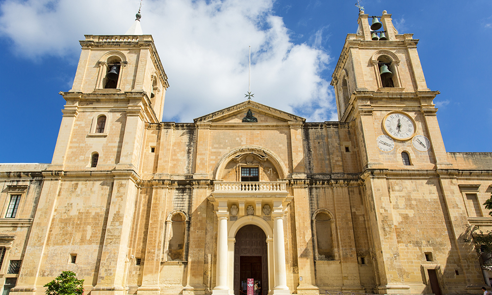 St Johns Cathedral - Things to do in Malta