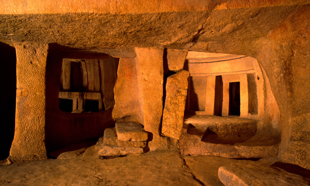 Hypogeum - Things to do in Malta