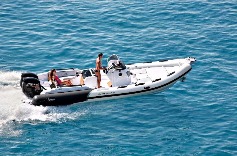 rib charter malta